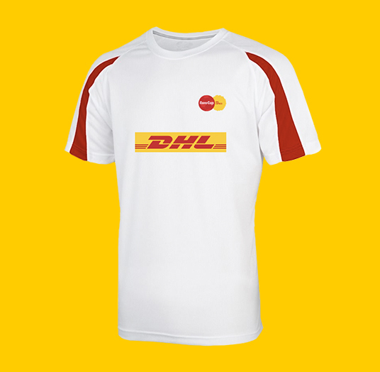 EUROCUP FOOTBALL SHIRT