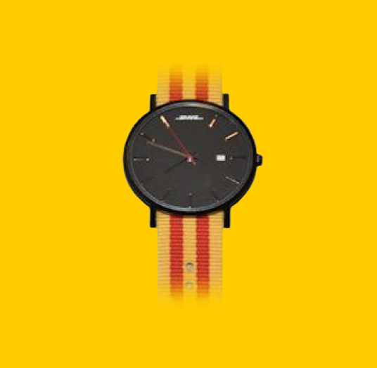DHL WATCH - Nylon Strap