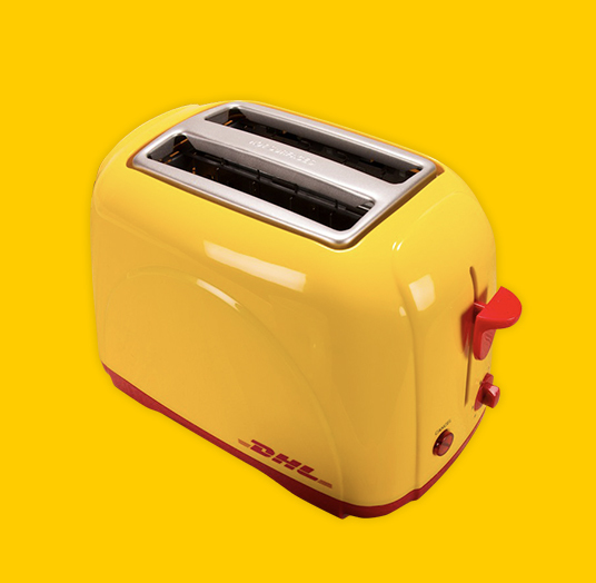 DHL TOASTER