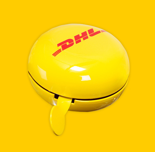 DHL BICYCLE BELL