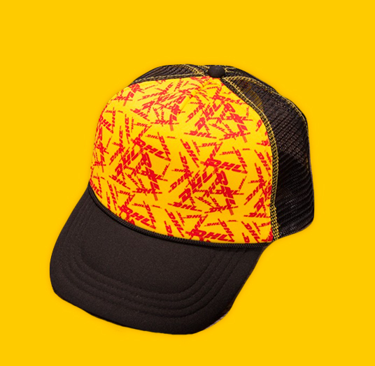 DHL Mesh Cap