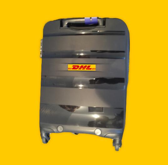 DHL Cabin Trolley