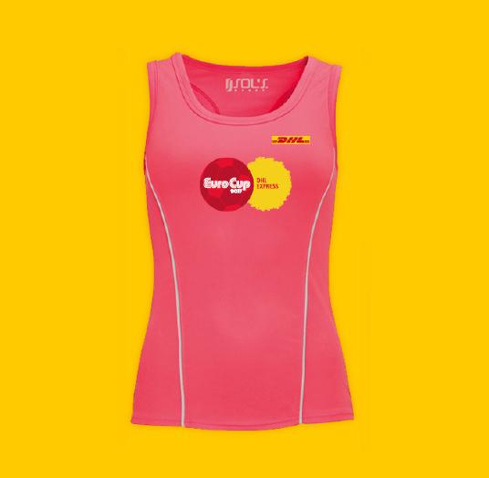 Women's EuroCup Vest Top
