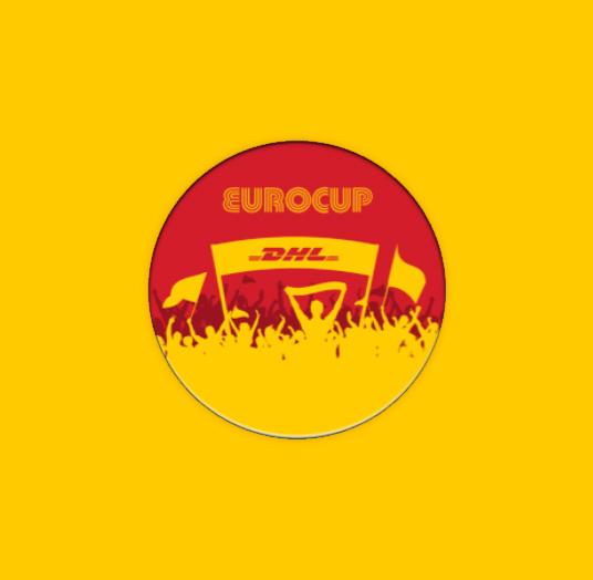 EuroCup Pin Badge