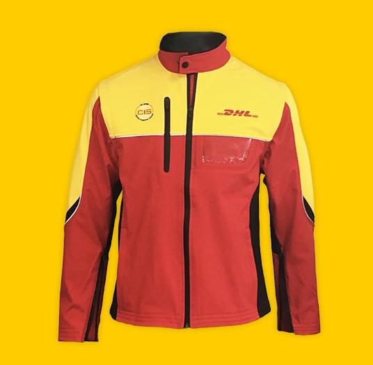 DHL Jacket