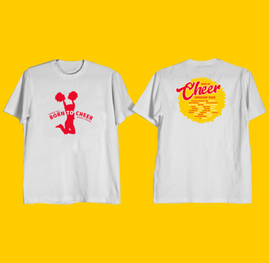 EuroCup Cheerleading T-Shirt