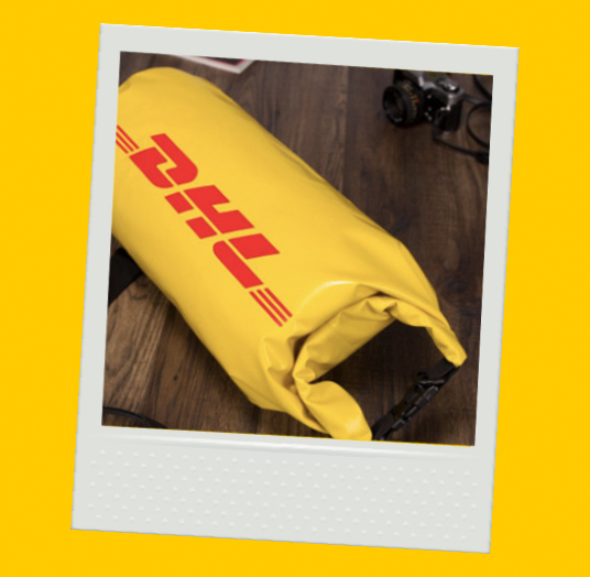 DHL Duffle Bag