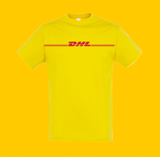 DHL Vetements T-Shirt - Men and Women